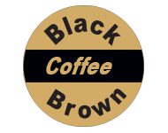 Black Brown Coffee