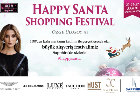 Happy Santa Shopping Festival